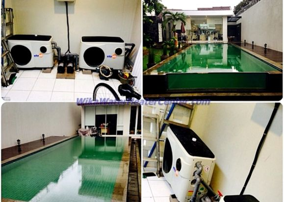 ARTICLE SPESIALISASI PEMANAS AIR WIKA HEAT PUMP KOLAM RENANG / WIKA HEAT PUMP WATER HEATER SWIMMING POOL